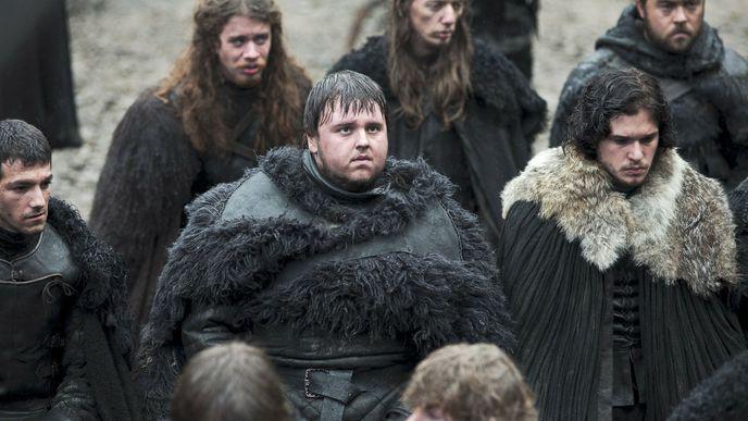 La cape de Jon Snow est réalisée à partir de tapis Ikea
