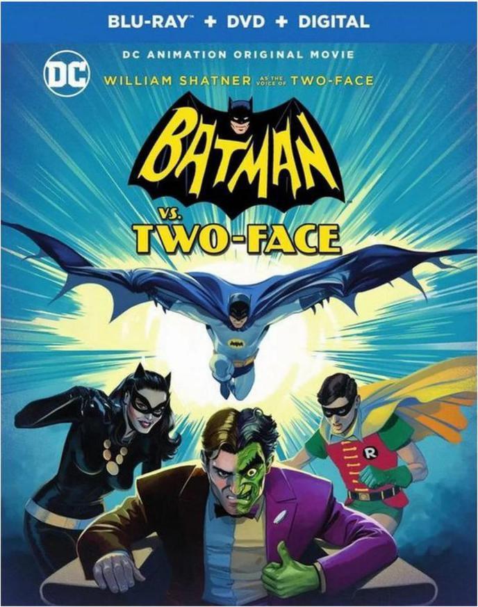bat two faces