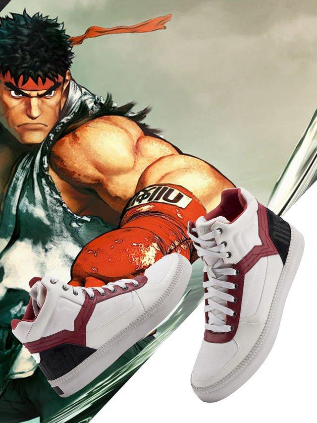 chaussure street fighter 3