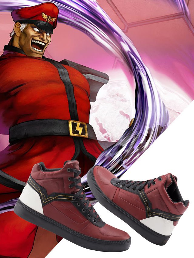 chaussure street fighter 5
