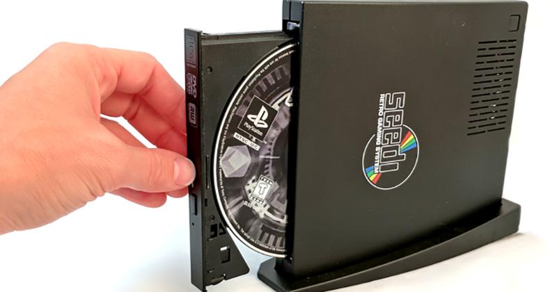 Seedi : une console capable de lire les jeux PlayStation, Neo Geo CD et même les cartouches d'anciennes consoles