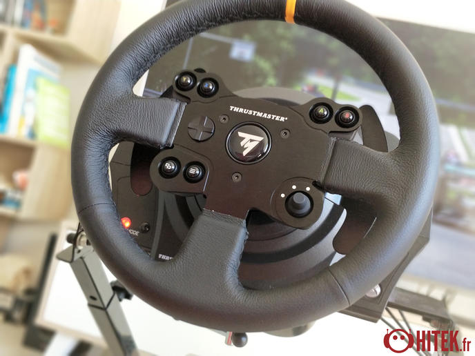 test thrustmaster tx racing wheel leather edition un. Black Bedroom Furniture Sets. Home Design Ideas
