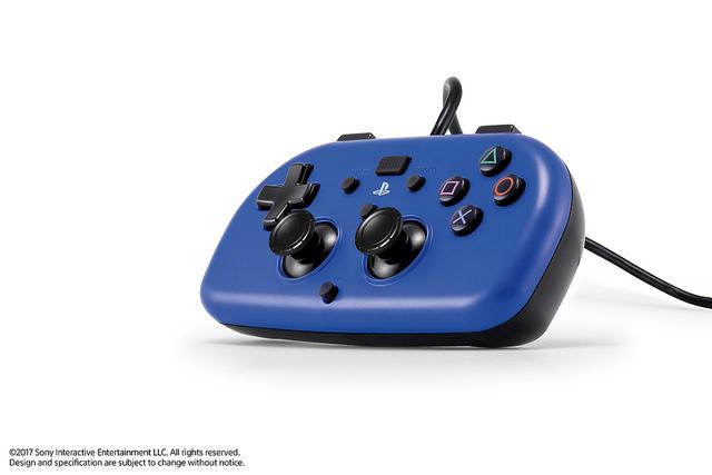 Sony dévoile Mini Wired Gamepad, la mini-manette filaire pour PS4