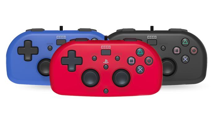 Une manette Playstation 4 pour les petites mains — Hori