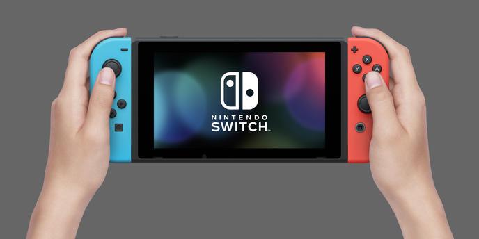 Nintendo Switch : Une nouvelle mise à jour
