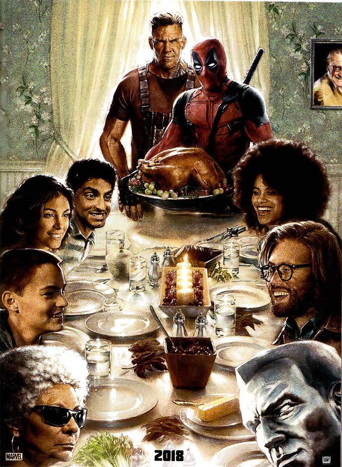 thanksgiving de norman rockwell