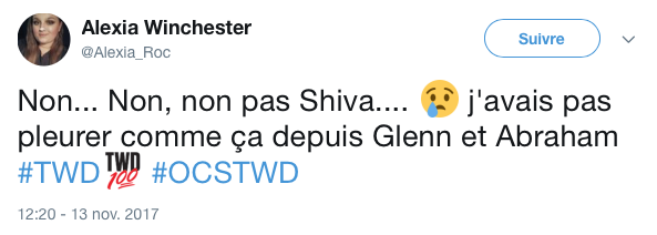 top tweet shiva mort 5