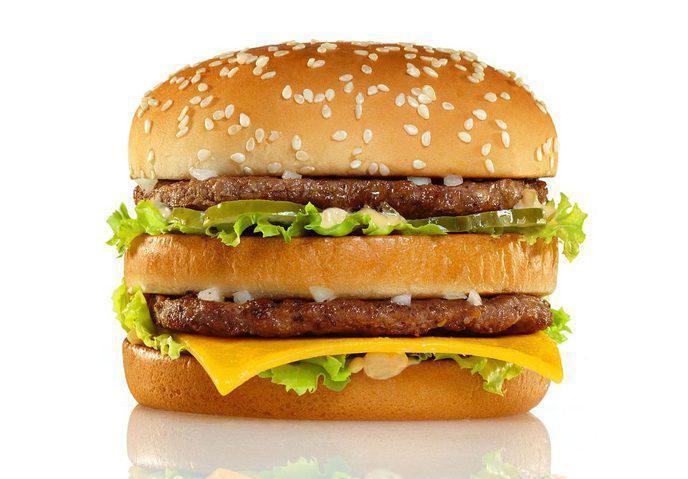 manger deux hamburgers c 39 est mieux qu 39 un hamburger et des frites. Black Bedroom Furniture Sets. Home Design Ideas