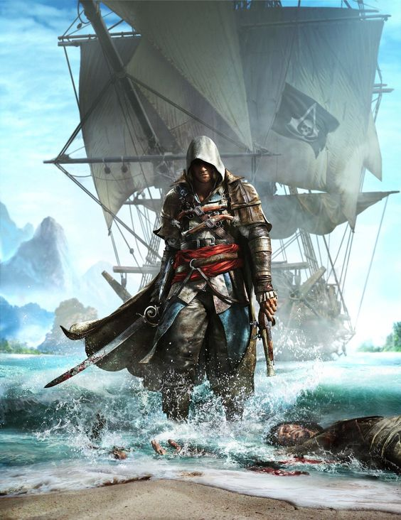 fond ecran smartphone assassins creed 5