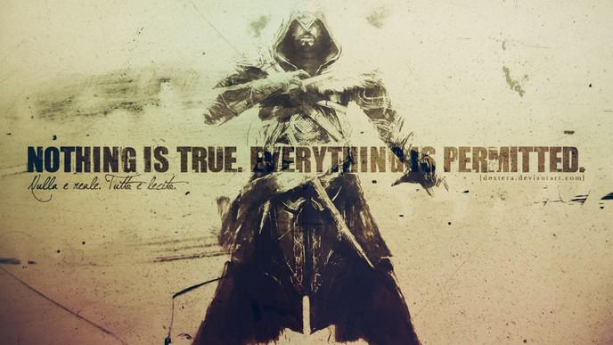 fond ecran pc assassins creed 3