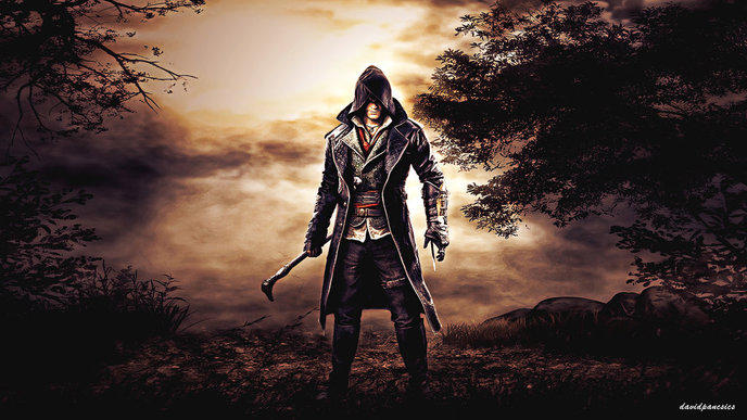 fond ecran pc assassins creed 2