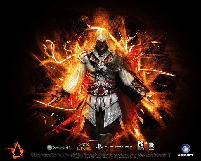 fond ecran pc assassins creed 23