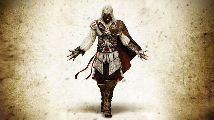 fond ecran pc assassins creed 11