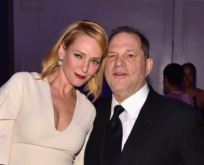 Uma Thurman profite de Thanksgiving pour en remettre une couche sur Weinstein