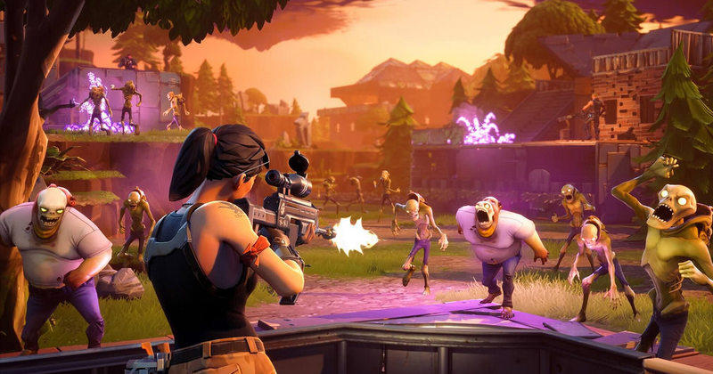 Fortnite Epic Games Poursuit Un Tricheur De 14 Ans Au Tribunal