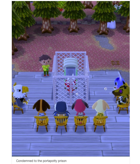 prisons sectes animal crossing 8