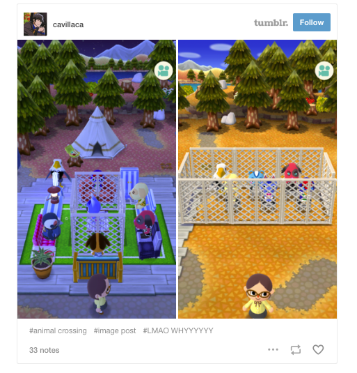 prisons sectes animal crossing 7