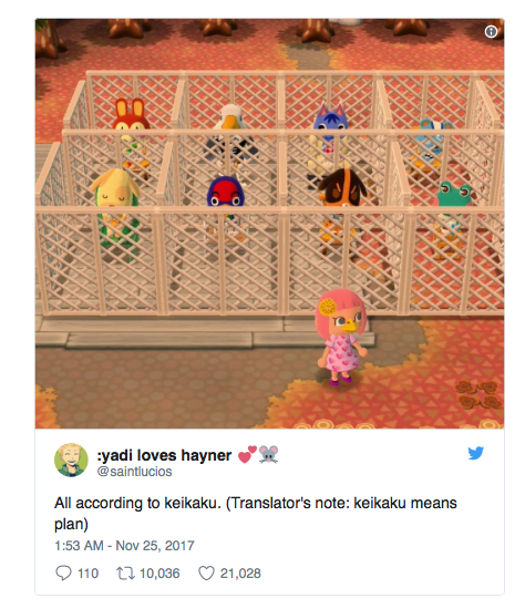 prisons sectes animal crossing 3