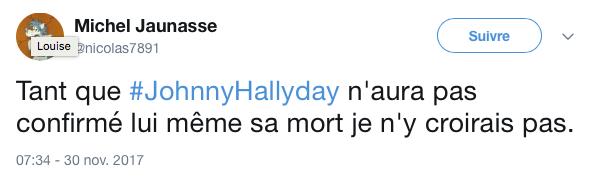 tweet mort johnny 19