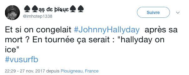 tweet mort johnny 10