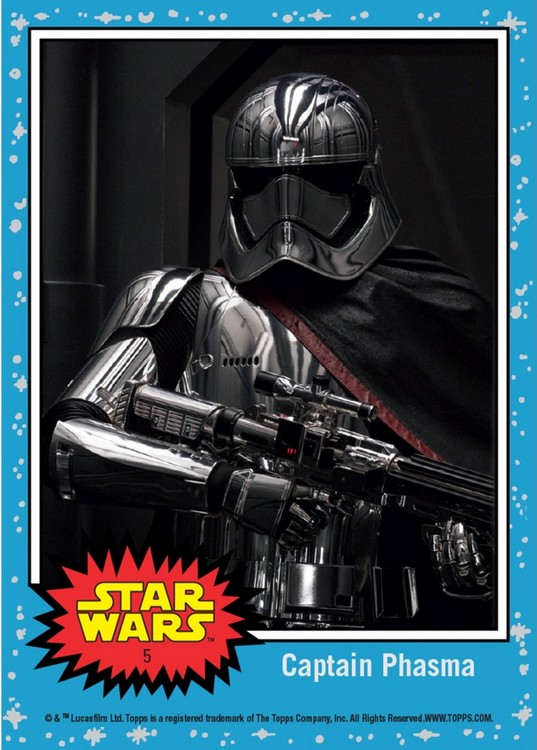 carte troops Star Wars 8 5