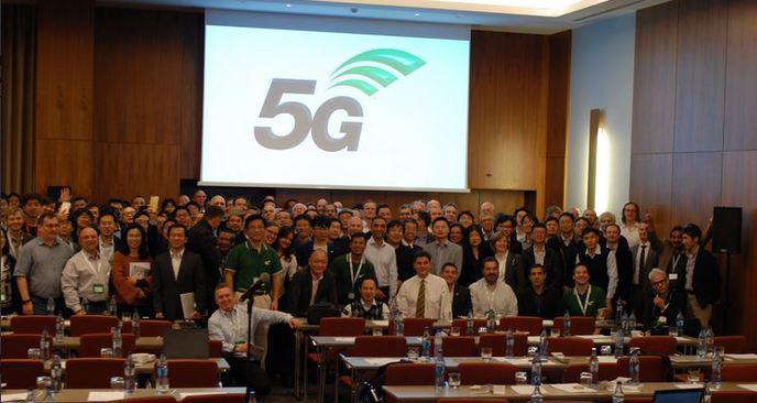 5G : un premier accord mondial sur le standard