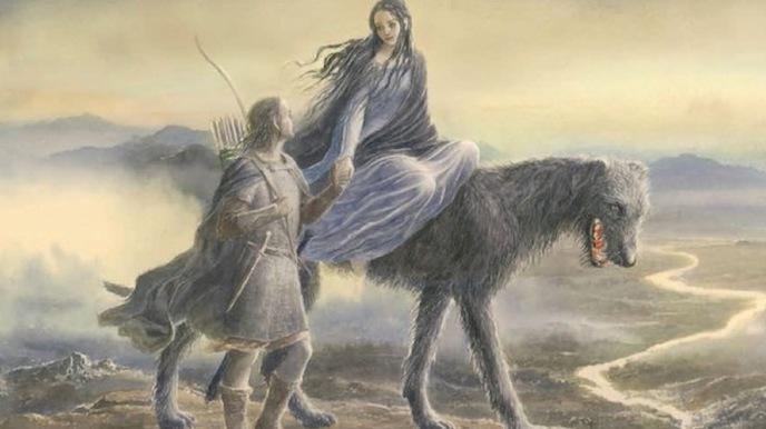 Beren et Luthien – J.R.R. Tolkien