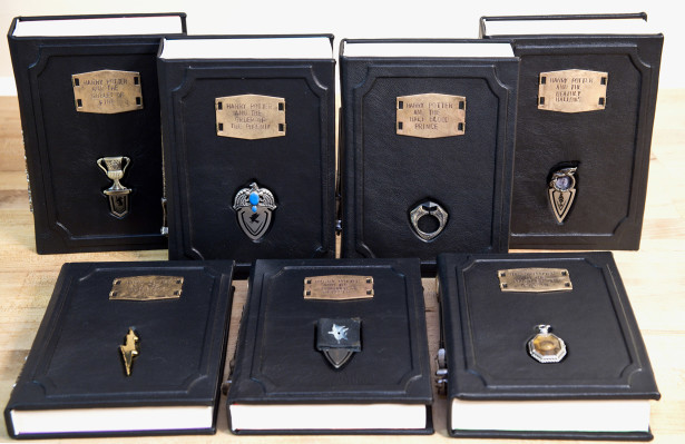 collection Harry Potter horcruxe 5