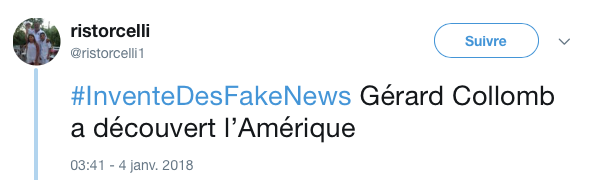 top tweet fake news 16