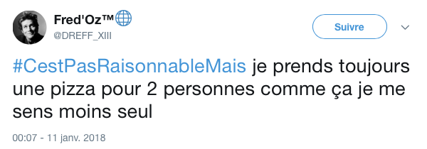 top tweet pas resonnable mais 1
