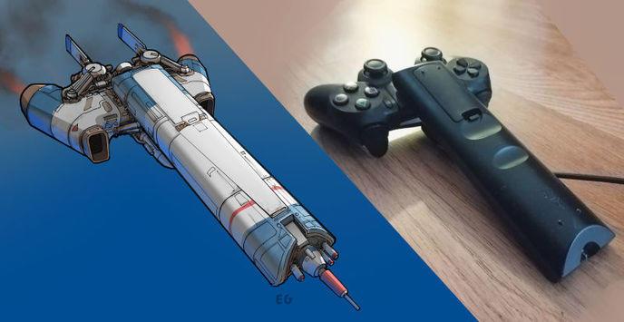 vaisseaux spatiaux objets quotidien 5