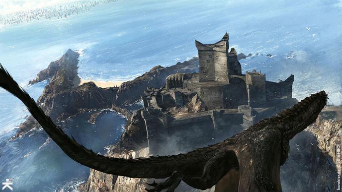 artwork game of thrones saison 7 19