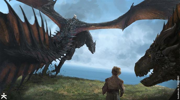 artwork game of thrones saison 7 18