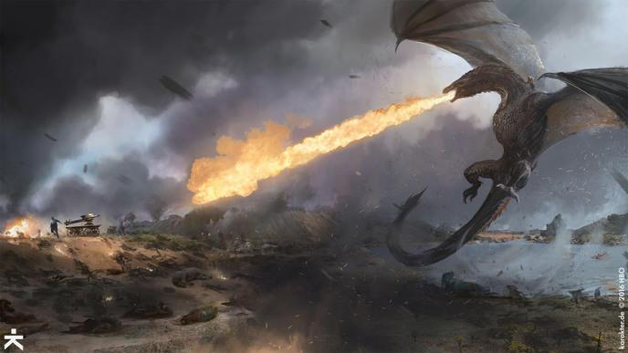 artwork game of thrones saison 7 9