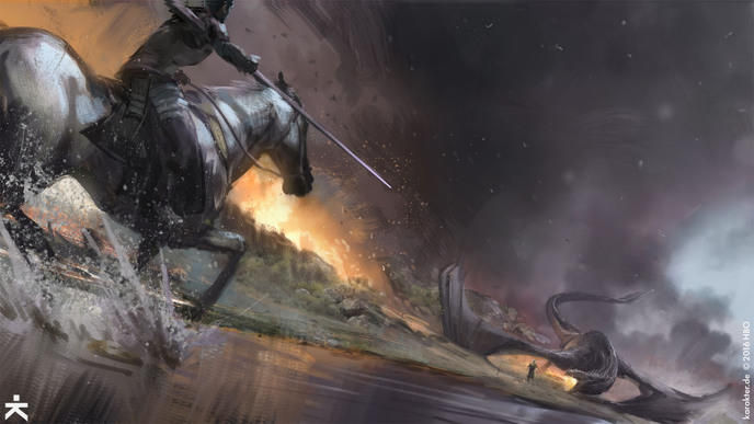 artwork game of thrones saison 7 8