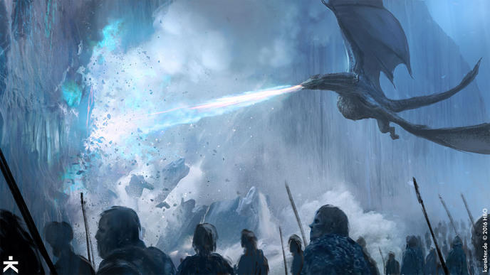 artwork game of thrones saison 7 3