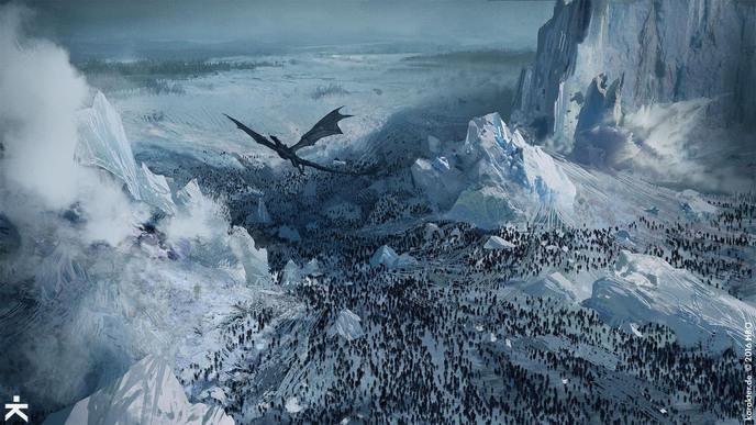 artwork game of thrones saison 7