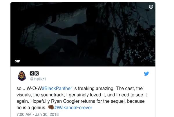 premieres reactions black panther 19