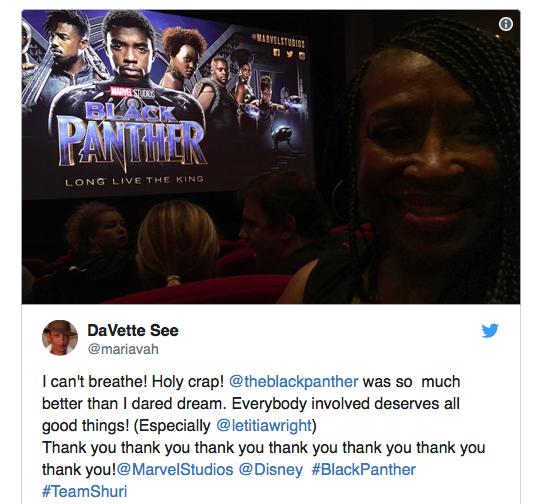 premieres reactions black panther 12