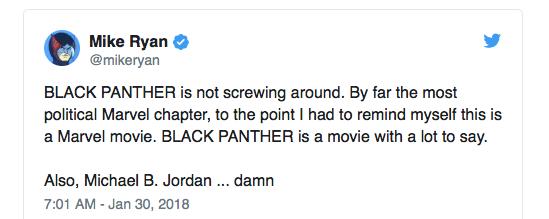 premieres reactions black panther 6