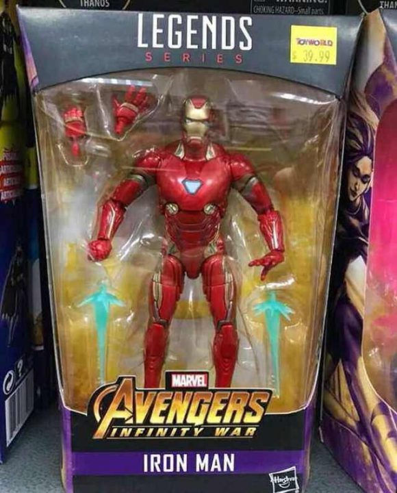 jouet infinity war 3