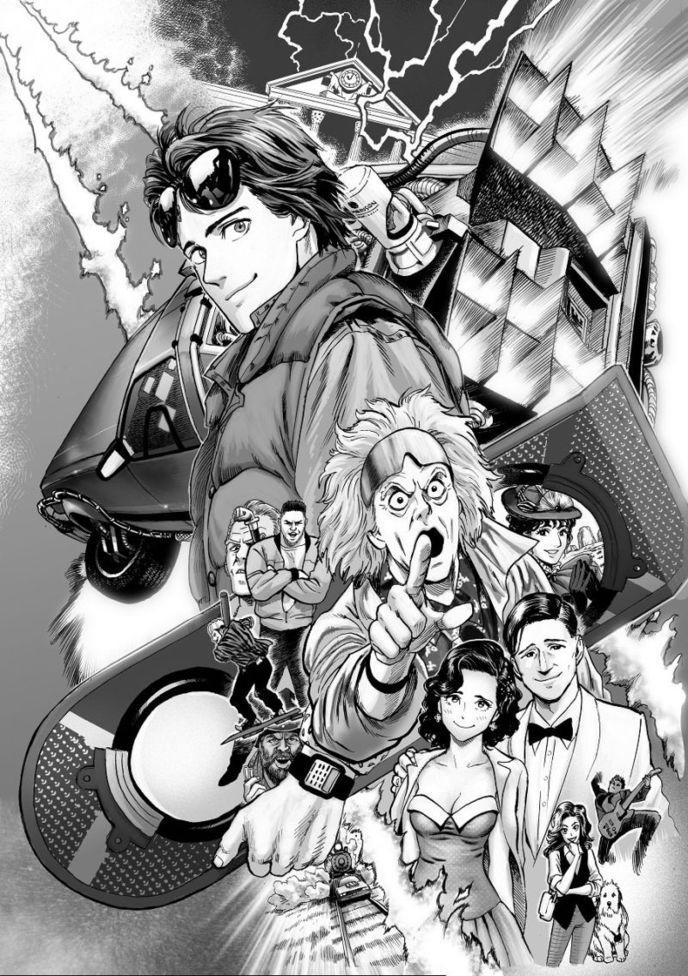 Retour vers le futur adapté en manga par Yusuke Murata ! W_uxgufganpfx7cfwhgbbn
