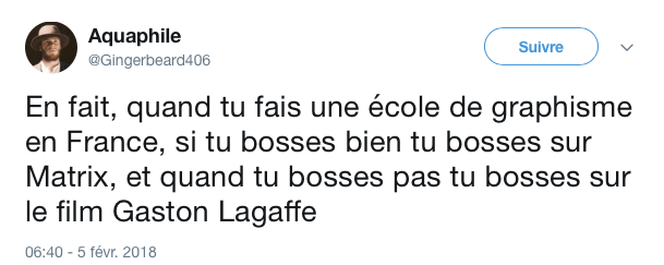 Top tweets gaston lagaffe 6