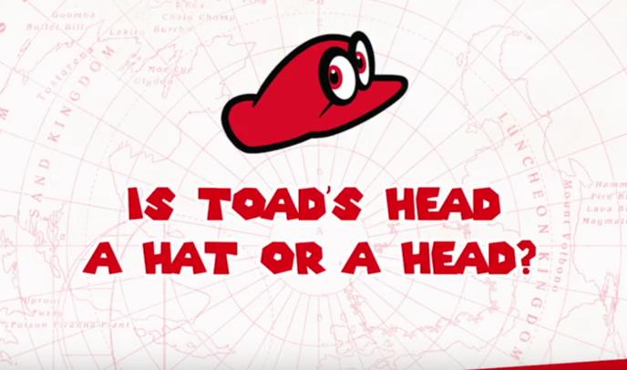 Toad porte-t-il un chapeau champignon ? Le mystère enfin résolu !