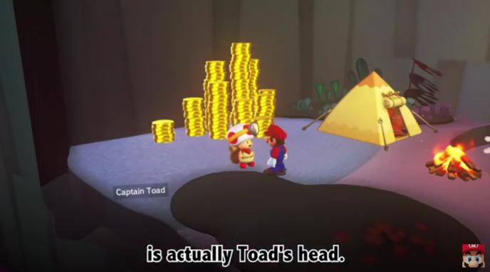 Toad porte-t-il un chapeau ? La série Super Mario Bros. contredit un de ses créateurs