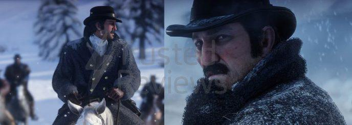 personnage rdr 2 1