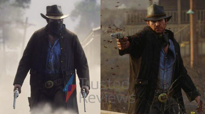 personnage rdr 2 2