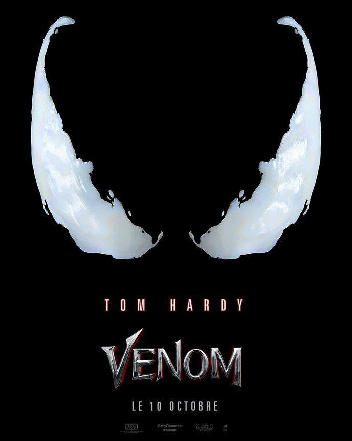 Un premier teaser sans Venom, mais avec Tom Hardy — Venom