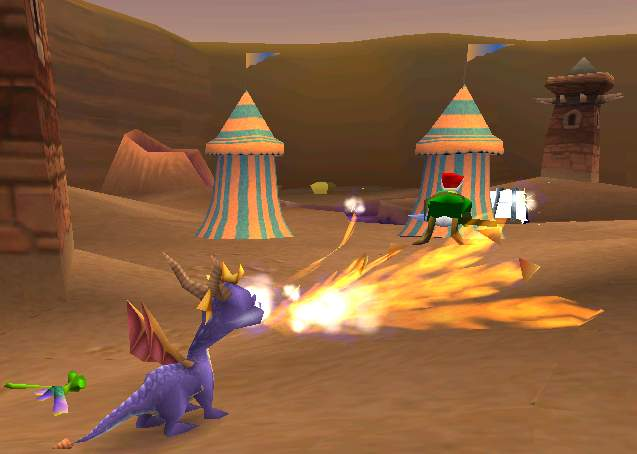 Spyro Trilogy Remaster exclu tempo un ans sur PS4 — Kotaku