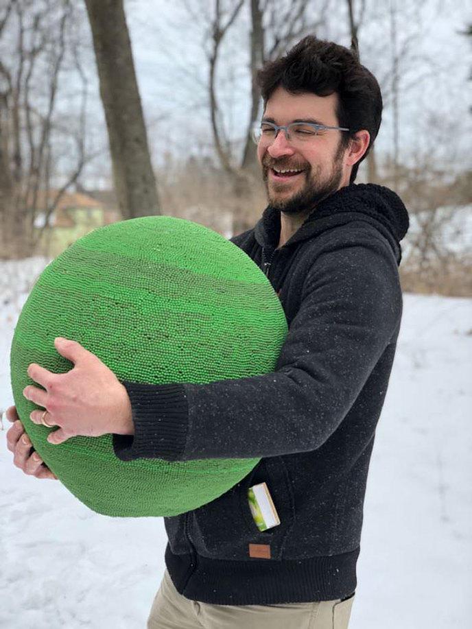sphere allumette 2